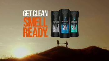 Axe TV Spot, 'Get Clean, Smell Ready' Song by Matt Monro - Thumbnail 10