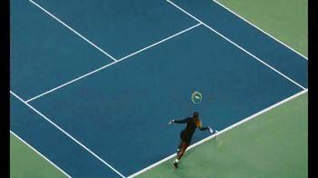 US Open (Tennis) TV Spot, 'Rallies Back' - Thumbnail 4