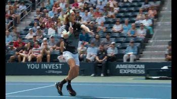 US Open (Tennis) TV Spot, 'Rallies Back' - Thumbnail 5