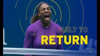 US Open (Tennis) TV Spot, 'Rallies Back' - Thumbnail 9