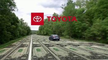 Toyota TV Spot, 'Money Goes a Long Way' [T2] - Thumbnail 1