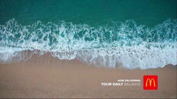 McDonald's TV Spot, 'Your Daily Balance: Waves' - Thumbnail 4
