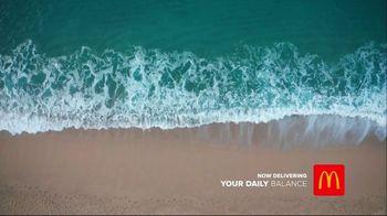 McDonald's TV Spot, 'Your Daily Balance: Waves' - Thumbnail 5