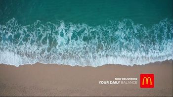 McDonald's TV Spot, 'Your Daily Balance: Waves' - Thumbnail 6