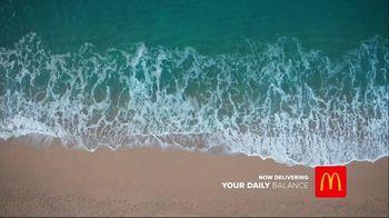 McDonald's TV Spot, 'Your Daily Balance: Waves' - Thumbnail 7