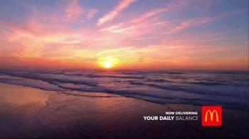 McDonald's TV Spot, 'Your Daily Balance: Ocean' - Thumbnail 4