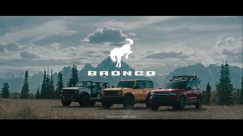 Ford Bronco 4-Door TV Spot, 'All In' Featuring Kip Moore [T1] - Thumbnail 9