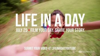 YouTube Originals TV Spot, 'Be Part of Life in a Day' Song by MARINA - Thumbnail 10