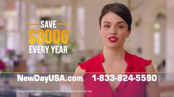 NewDay USA TV Spot, \'Big News: VA Benefits\'