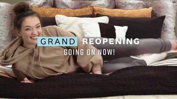 Ashley HomeStore Grand Reopening Event TV Spot, 'Mattresses: Starting at $109' - Thumbnail 2