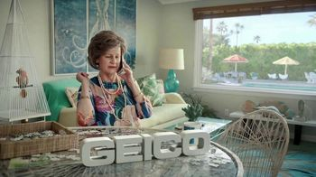 GEICO TV Spot, 'Call Continued With Spy Mom: Vikings' - Thumbnail 10