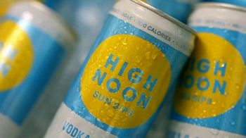 High Noon Hard Seltzer TV Spot, 'Things Just Got Real at the Lake' - Thumbnail 1