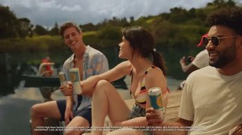 High Noon Hard Seltzer TV Spot, 'Things Just Got Real at the Lake' - Thumbnail 7
