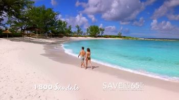 Sandals Resorts TV Spot, 'Don't Worry About a Thing' Song by Bob Marley - Thumbnail 2