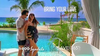 Sandals Resorts TV Spot, 'Don't Worry About a Thing' Song by Bob Marley - Thumbnail 4