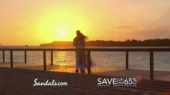 Sandals Resorts TV Spot, 'Don't Worry About a Thing' Song by Bob Marley - Thumbnail 9