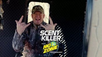 Wildlife Research Center Scent Killer TV Spot, 'Line Up of Products' - Thumbnail 9