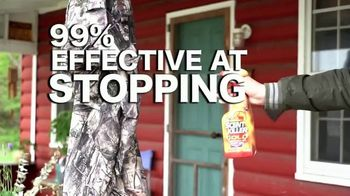 Wildlife Research Center Scent Killer TV Spot, 'Line Up of Products' - Thumbnail 6