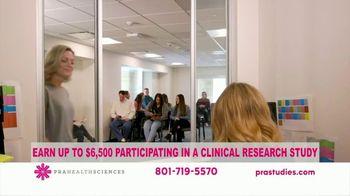 PRA Health Sciences TV Spot, 'Earn up to $6,500' - Thumbnail 2