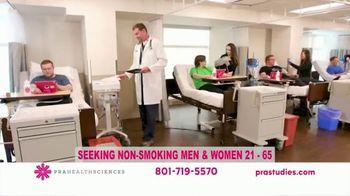 PRA Health Sciences TV Spot, 'Earn up to $6,500' - Thumbnail 6