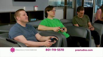 PRA Health Sciences TV Spot, 'Earn up to $6,500' - Thumbnail 8