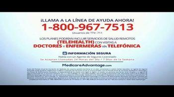 MedicareAdvantage.com TV Spot, 'Obtén más beneficios: Telehealth' [Spanish] - Thumbnail 9