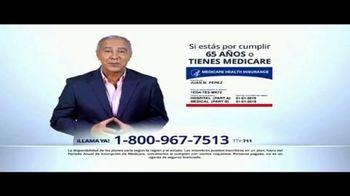 MedicareAdvantage.com TV Spot, 'Obtén más beneficios: Telehealth' [Spanish] - Thumbnail 2