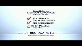 MedicareAdvantage.com TV Spot, 'Obtén más beneficios: Telehealth' [Spanish] - Thumbnail 3