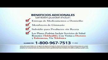 MedicareAdvantage.com TV Spot, 'Obtén más beneficios: Telehealth' [Spanish] - Thumbnail 5
