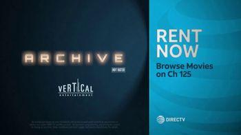 DIRECTV Cinema TV Spot, 'Archive' - Thumbnail 10