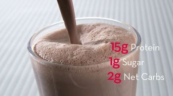 Atkins TV Spot, 'Questions: Chocolate Shake With Immune Support' Featuring Rob Lowe - Thumbnail 4