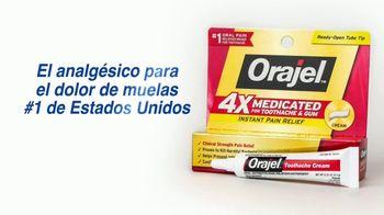 Orajel 4X Medicated TV Spot, 'Instantáneo' [Spanish] - Thumbnail 7