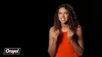 Orajel 4X Medicated TV Spot, 'Instantáneo' [Spanish]