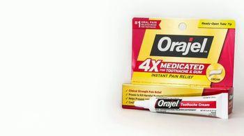 Orajel 4X Medicated TV Spot, 'Instantáneo' [Spanish] - Thumbnail 6
