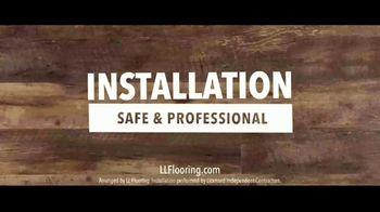 Lumber Liquidators TV Spot, 'Bellawood Distressed Oak Flooring: Safe Installation' - Thumbnail 10