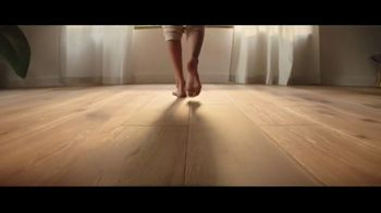 Lumber Liquidators TV Spot, \'Bellawood Distressed Oak Flooring: Safe Installation\'