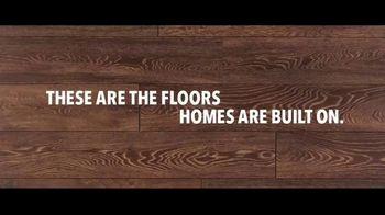 Lumber Liquidators TV Spot, 'Bellawood Distressed Oak Flooring: Safe Installation' - Thumbnail 6