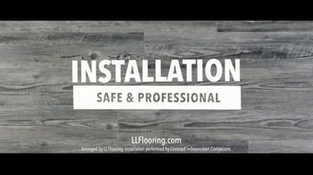 Lumber Liquidators TV Spot, 'Bellawood Distressed Oak Flooring: Safe Installation' - Thumbnail 9