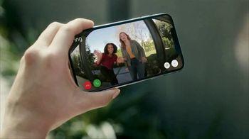 Ring Video Doorbell 3 TV Spot, 'Reinventing the Doorbell' - Thumbnail 9