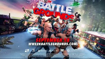 WWE 2K Battle Grounds TV Spot, 'Brawl Without Limits' Song by Emanuel Vo Williams, Sven Hansen