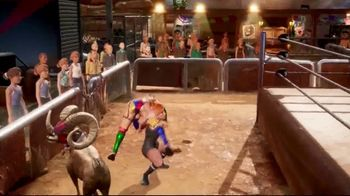 WWE 2K Battle Grounds TV Spot, 'Brawl Without Limits' Song by Emanuel Vo Williams, Sven Hansen - Thumbnail 4