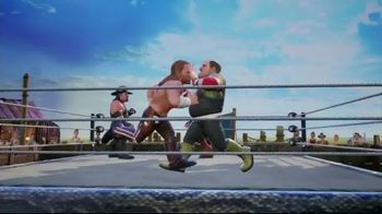 WWE 2K Battle Grounds TV Spot, 'Brawl Without Limits' Song by Emanuel Vo Williams, Sven Hansen - Thumbnail 5