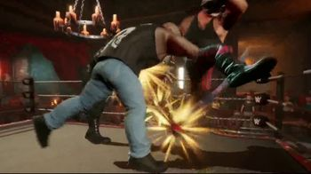 WWE 2K Battle Grounds TV Spot, 'Brawl Without Limits' Song by Emanuel Vo Williams, Sven Hansen - Thumbnail 8