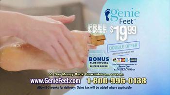 Genie Feet TV Spot, 'Water Based' - Thumbnail 10