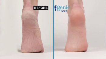 Genie Feet TV Spot, 'Water Based' - Thumbnail 7