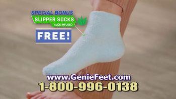Genie Feet TV Spot, 'Water Based' - Thumbnail 9
