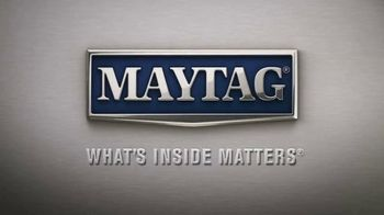 Maytag TV Spot, 'More than 100 Years' Featuring Colin Ferguson - Thumbnail 9