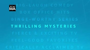 Amazon Prime Video TV Spot, 'Great Stories: Binge-Worthy' - Thumbnail 1