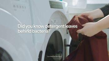 Clorox Fabric Sanitizer TV Spot, 'Kills Bacteria Detergent Leaves Behind' - Thumbnail 2