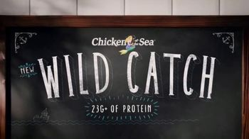 Chicken of the Sea Wild Catch TV Spot, 'Enjoy the Catch of the Day, Any Day' - Thumbnail 2